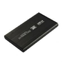 Details about  2.5 inch SATA USB 3.0 External HDD SDD Enclosure Case Caddy for Win7 8 XP LINUX